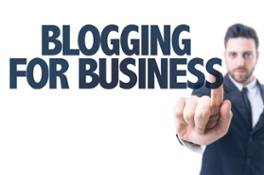 b2b small business blogging